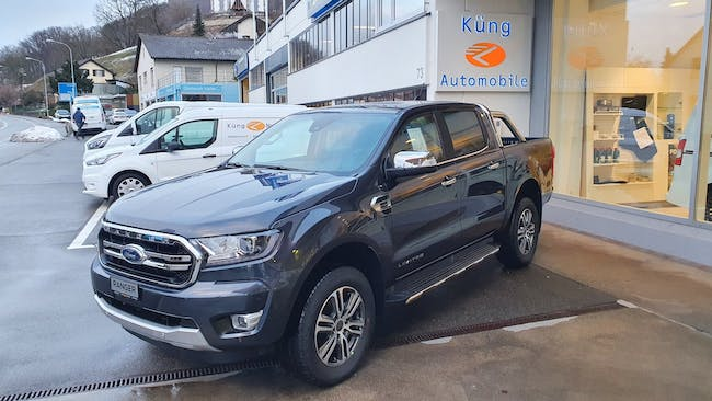 Ford Ranger Limited 2.0 Eco Blue 4x4 A 14'500 km CHF42'490 - buy on carforyou.ch - 1