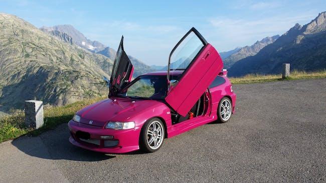 Honda CRX ED9 160'000 km CHF10'000 - acquistare su carforyou.ch - 1