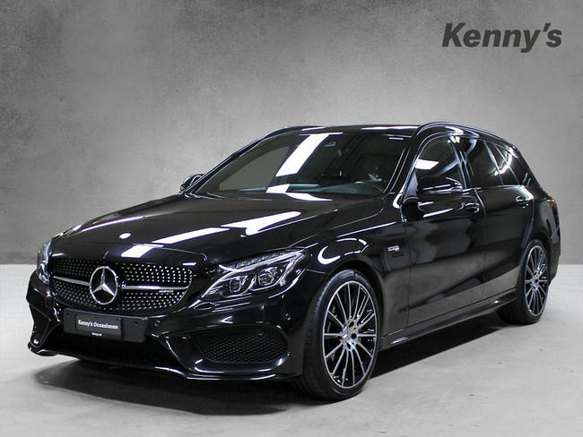 Mercedes-Benz C-Klasse C 43 AMG 4Matic Kombi 64'000 km CHF40'600 - buy on carforyou.ch - 1