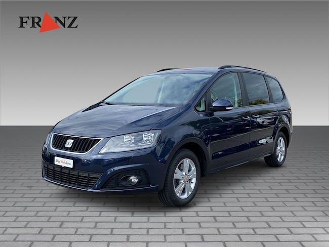 SEAT Alhambra 2.0 TDI Style 4x4 89'800 km CHF24'900 - buy on carforyou.ch - 1