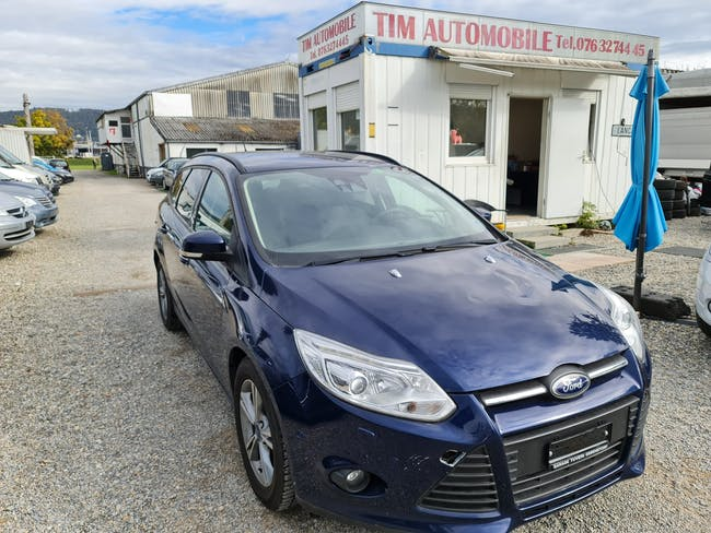 Ford Focus 1.0 SCTi Carving 102'000 km CHF3'990 - buy on carforyou.ch - 1