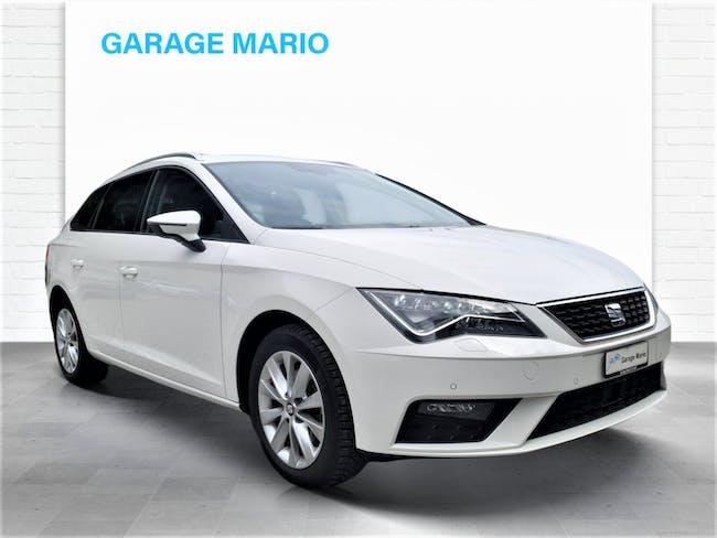 SEAT Leon ST 2.0 TDI Style DSG 45'600 km CHF21'500 - buy on carforyou.ch - 1