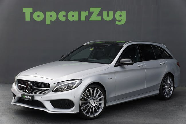 Mercedes-Benz C-Klasse C 43 AMG 4Matic 9G-Tronic ** CH-Fahrzeug+Gratis Service ** 55'800 km CHF43'800 - buy on carforyou.ch - 1