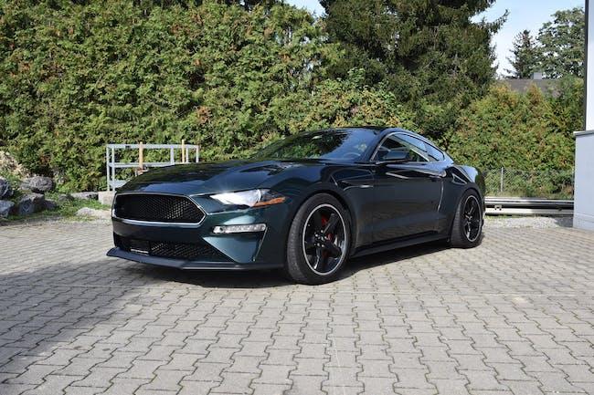 Ford Mustang Bullitt 2019 9'790 km CHF64'700 - buy on carforyou.ch - 1