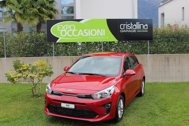 Kia Rio 1.0 T-GDi MHEV First Edition iMT 100 km CHF25'000 - buy on carforyou.ch - 1