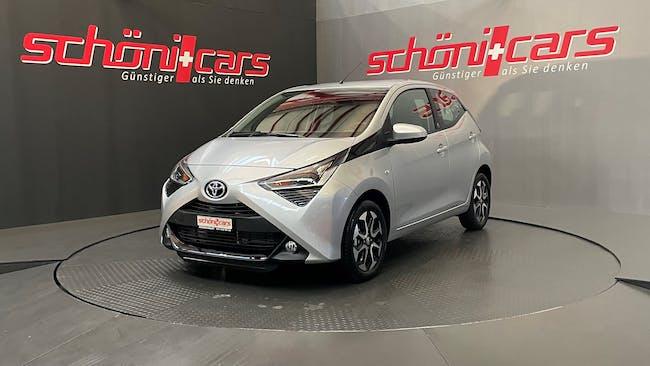Toyota Aygo 1.0 VVT-i Trend 10 km CHF15'490 - kaufen auf carforyou.ch - 1