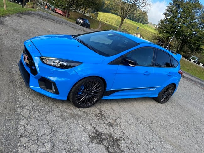 Ford Focus 2.3 EcoBoost RS AWD 24'000 km CHF34'900 - buy on carforyou.ch - 1