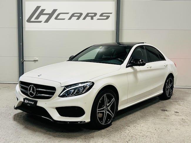 Mercedes-Benz C-Klasse C 200 Swiss Star Edition AMG Line 7G-Tronic 93'500 km CHF26'999 - buy on carforyou.ch - 1