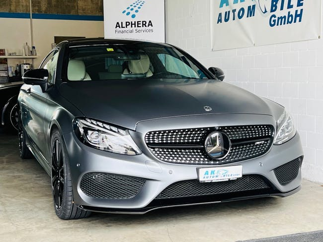 Mercedes-Benz C-Klasse C 43 AMG 4Matic 9G-tronic 89'000 km CHF45'900 - buy on carforyou.ch - 1