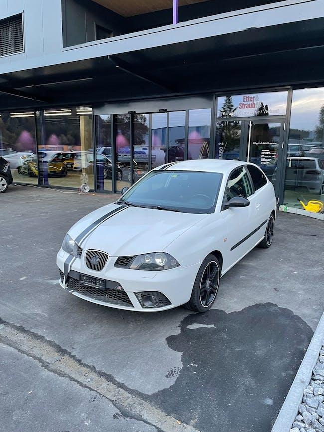 SEAT Ibiza 1.8 20V Turbo FR Joya Joker 137'000 km CHF6'499 - buy on carforyou.ch - 1
