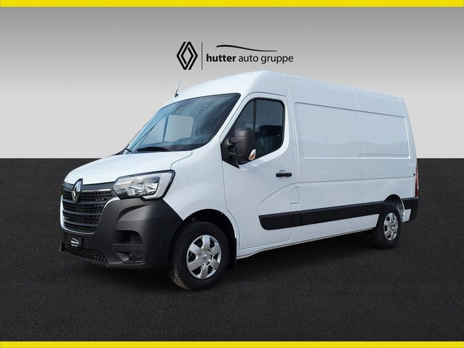 Renault Master Kaw Front L2H2 3.5t ENERGY TT dCi 150 E6 50 km CHF34'444 - buy on carforyou.ch - 1