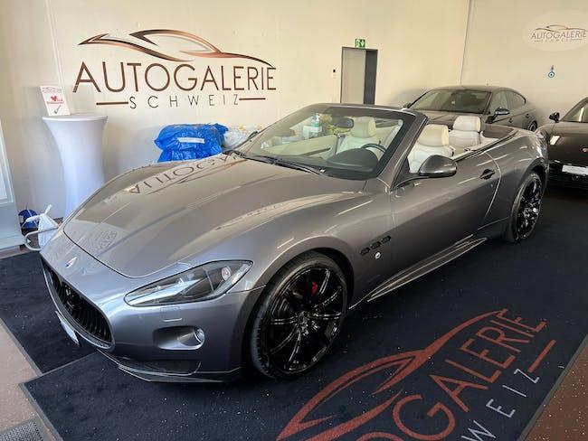 Maserati GranCabrio/Granturismo GranCabrio Sport Automatica * FACELIFT * Cabron * NP: 273'075.- CHF * KAHN * 36'000 km CHF69'900 - kaufen auf carforyou.ch - 1