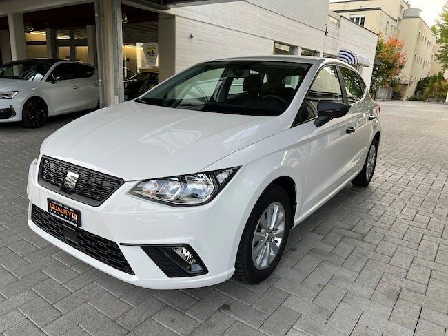 SEAT Ibiza 1.0 EcoTSI Sol 18'800 km CHF15'800 - buy on carforyou.ch - 1