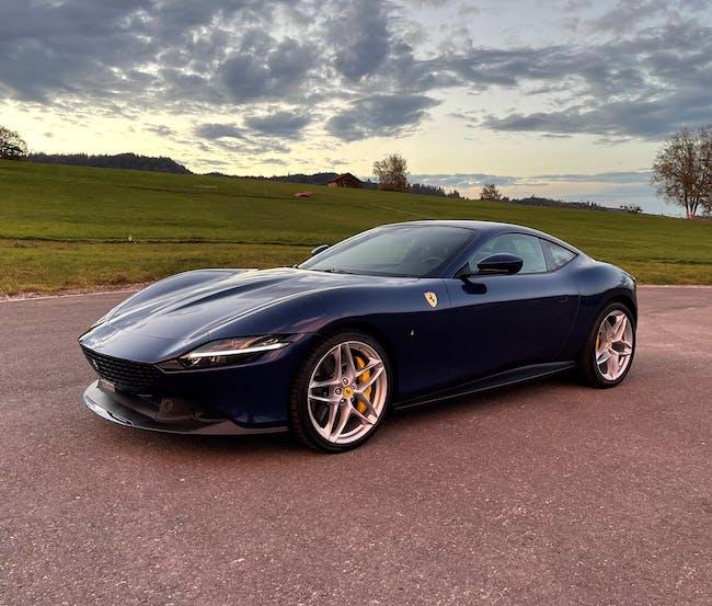 Ferrari Roma 3.9 V8 T 6'000 km CHF239'900 - kaufen auf carforyou.ch - 1