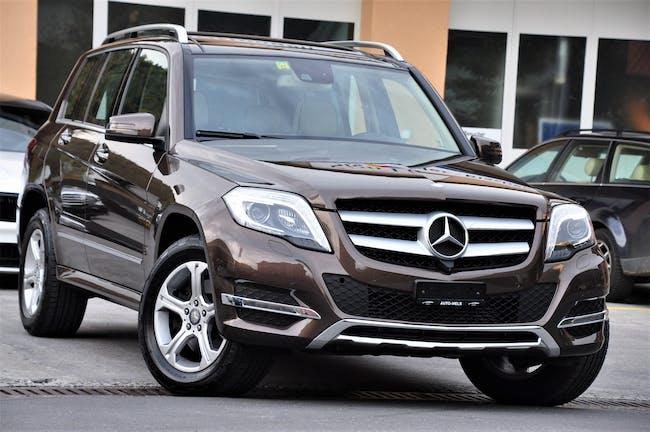 Mercedes-Benz GLK-Klasse GLK 250 BlueTEC 4Matic 7G-Tronic 105'000 km CHF26'900 - buy on carforyou.ch - 1