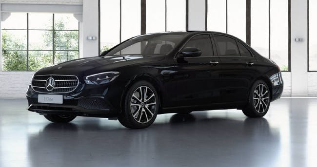 Mercedes-Benz E-Klasse E 200 4MATIC Limousine Avantgarde Line 20 km CHF65'480 - buy on carforyou.ch - 1