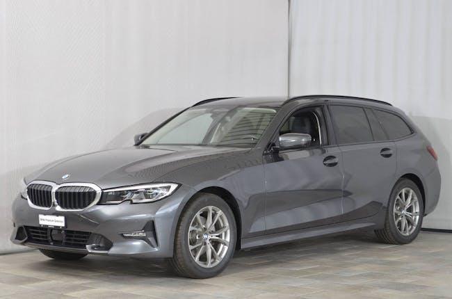 BMW 3er 320d xDrive Touring Steptronic Sportline 20'800 km CHF47'600 - buy on carforyou.ch - 1