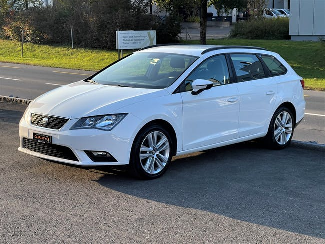 SEAT Leon ST 1.6 TDI Reference 4Drive 197'500 km CHF8'700 - buy on carforyou.ch - 1