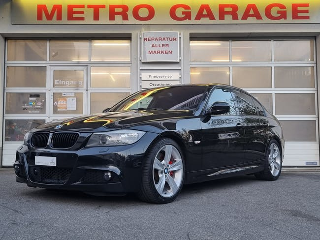 BMW 3er 335d Steptronic 219'123 km CHF13'950 - buy on carforyou.ch - 1