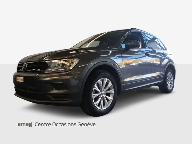 VW Tiguan Trendline 21'700 km CHF25'900 - buy on carforyou.ch - 1