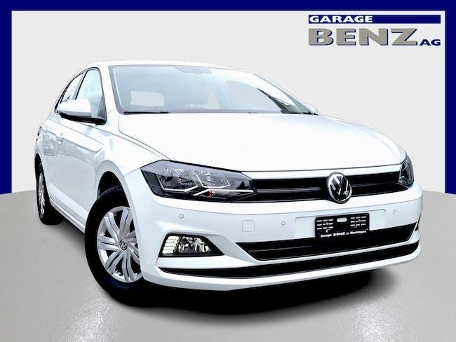 VW Polo 1.0 MPI Trendline 19'500 km CHF15'400 - buy on carforyou.ch - 1