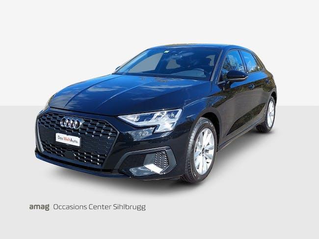 Audi A3 Sportback 35 TFSI Attraction 800 km CHF31'500 - buy on carforyou.ch - 1