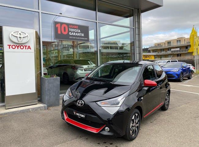 Toyota Aygo 1.0 VVT-i Trend 6G 72 PS 25 km CHF21'020 - kaufen auf carforyou.ch - 1