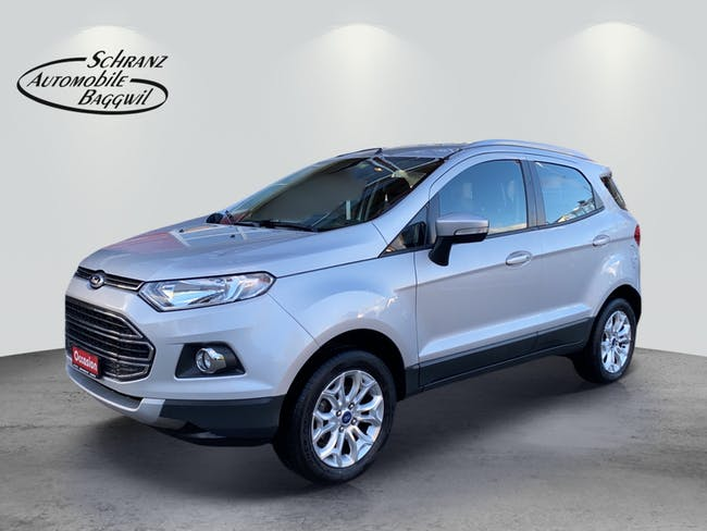 Ford EcoSport 1.0 EcoB 125 Titanium 60'000 km CHF9'800 - buy on carforyou.ch - 1
