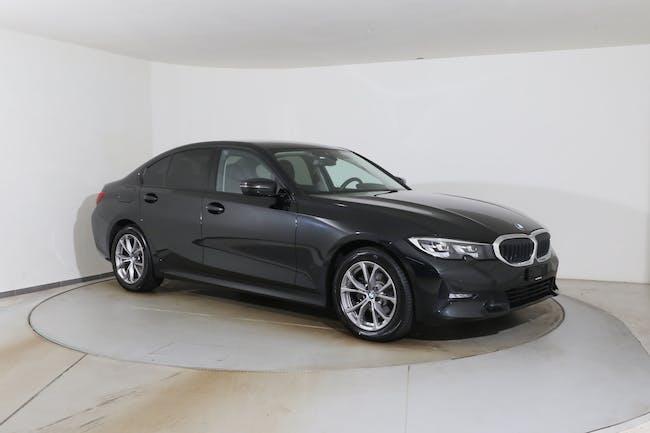 BMW 3er 318 d Steptronic Sport Line 8'039 km CHF33'200 - buy on carforyou.ch - 1