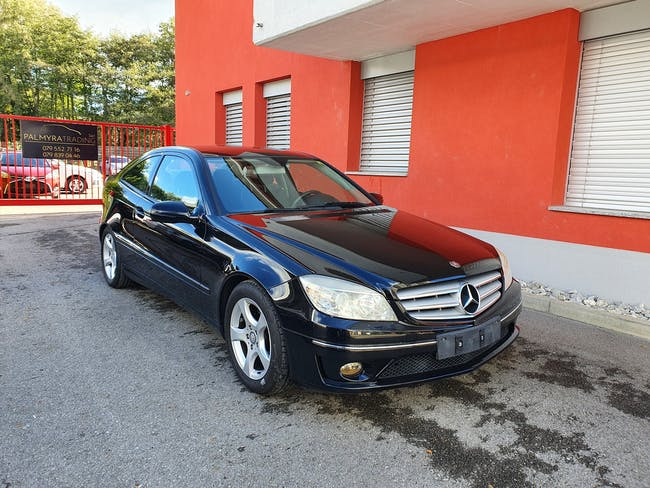 Mercedes-Benz CLC-Klasse CLC 180 Kompressor Automatic 60'000 km CHF9'500 - buy on carforyou.ch - 1