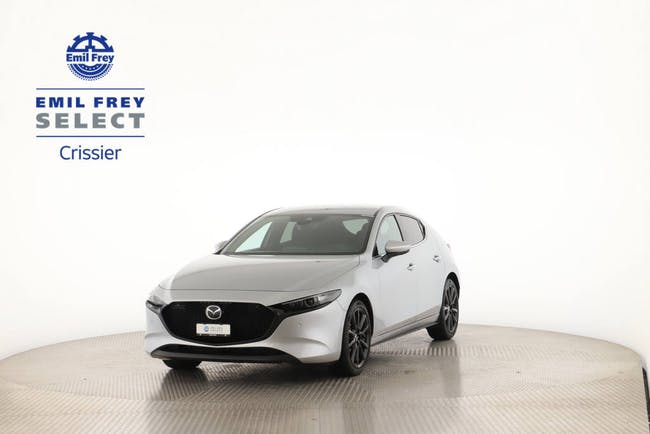 Mazda 3 Hatchback 2.0 180 Revolution AWD 19'000 km CHF28'500 - acheter sur carforyou.ch - 1