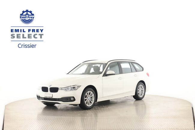 BMW 3er 320d Touring xDrive 6'600 km CHF39'500 - buy on carforyou.ch - 1