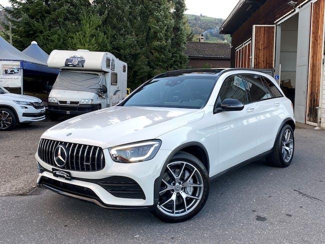 Mercedes-Benz GLC-Klasse GLC 43 AMG Limited White Black Performance 4Matic 9G-Tronic 48'456 km CHF75'790 - buy on carforyou.ch - 1