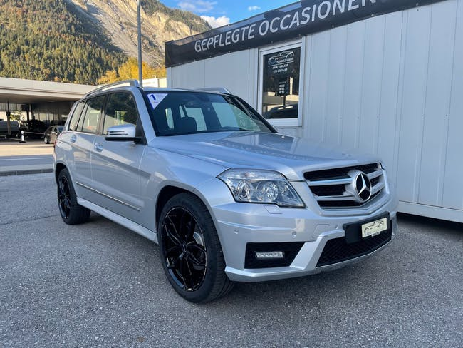 Mercedes-Benz GLK-Klasse GLK 250 CDI BlueEfficiency 4Matic 7G-Tronic 165'000 km CHF15'700 - buy on carforyou.ch - 1