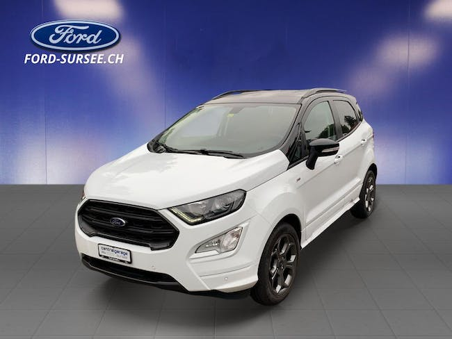 Ford EcoSport 1.0i EcoBoost 125 PS ST-Line AUTOMAT 19'900 km CHF22'990 - buy on carforyou.ch - 1