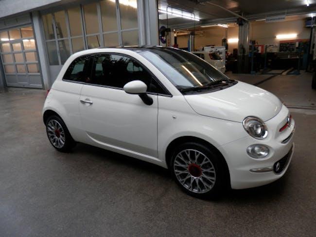 Fiat 500 1.0 N3 MHD Red CHF22'500 - buy on carforyou.ch - 1
