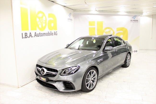 Mercedes-Benz E-Klasse E 63 AMG 4Matic+ 63'500 km CHF73'900 - buy on carforyou.ch - 1