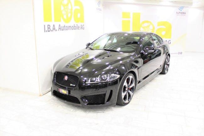 Jaguar XF 5.0 V8 S/C XFR-S 59'999 km CHF54'900 - acquistare su carforyou.ch - 1