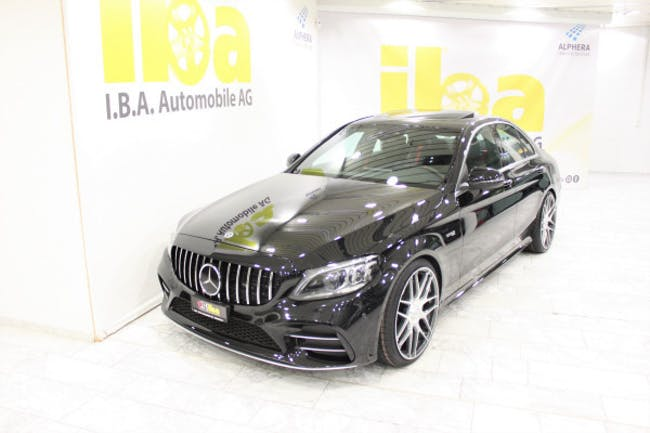 Mercedes-Benz C-Klasse C 43 AMG 4Matic 20'212 km CHF56'900 - buy on carforyou.ch - 1