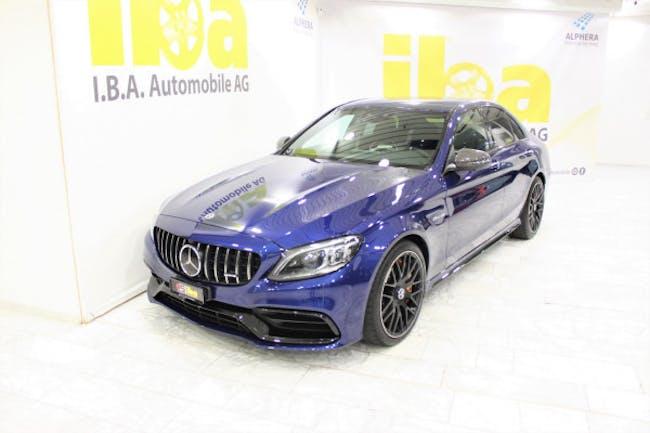 Mercedes-Benz C-Klasse C 63 S AMG 3'699 km CHF91'900 - buy on carforyou.ch - 1