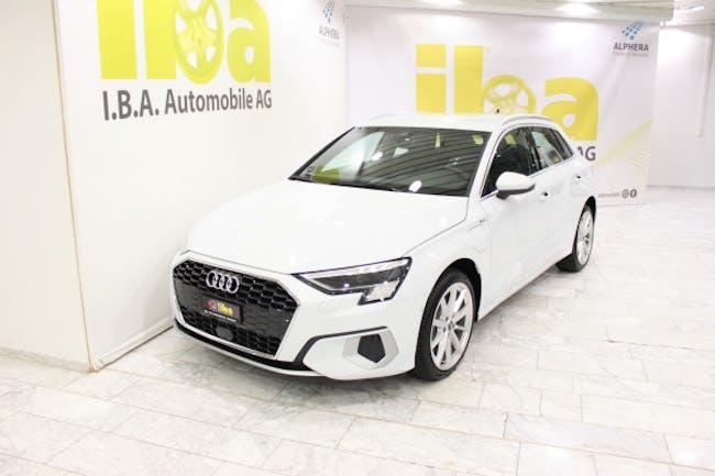 Audi A3 SB 40 TFSI e adv Attra 10 km CHF44'900 - buy on carforyou.ch - 1