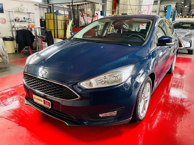 Ford Focus 1.5 SCTi Carving Automatic 113'000 km CHF10'999 - buy on carforyou.ch - 1