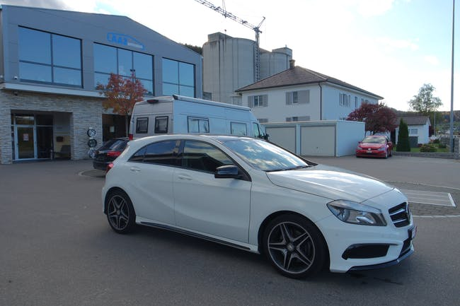 Mercedes-Benz A-Klasse A 250 AMG Line 4Matic 7G-DCT 52'000 km CHF24'499 - buy on carforyou.ch - 1