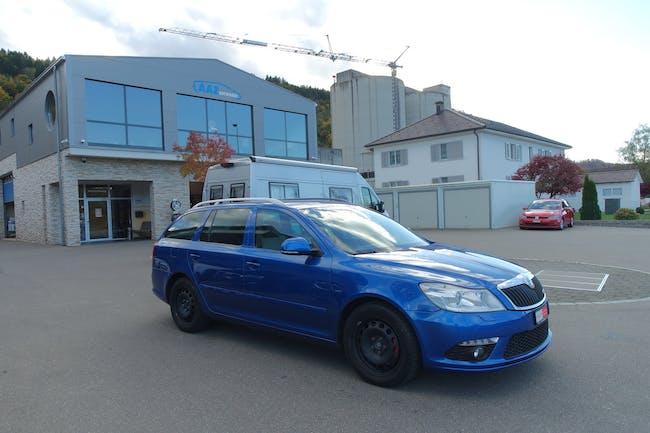 Skoda Octavia Combi 2.0 TSI RS 132'000 km CHF9'499 - buy on carforyou.ch - 1