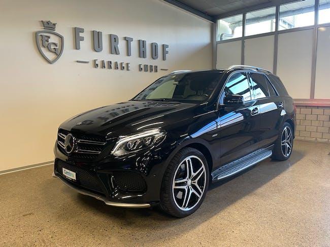 Mercedes-Benz GLE-Klasse GLE 450 AMG 4Matic 9G-Tronic 83'000 km CHF46'900 - buy on carforyou.ch - 1