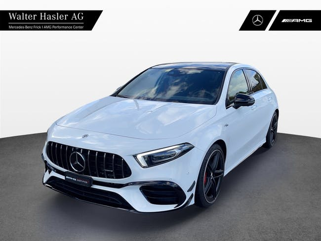 Mercedes-Benz A-Klasse A 45 S AMG 4Matic+ Speedshift 17'500 km CHF73'800 - buy on carforyou.ch - 1