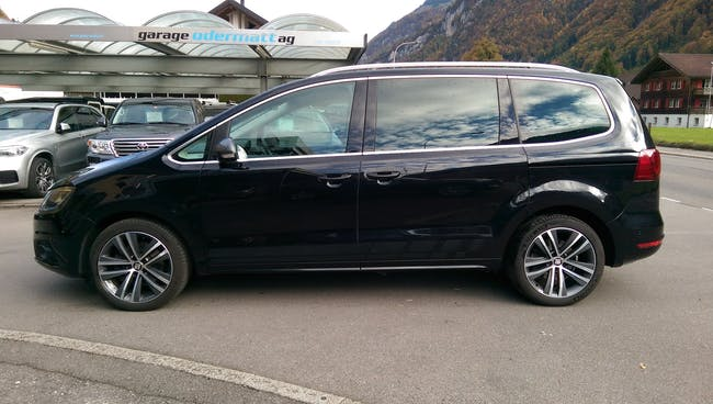 SEAT Alhambra 2.0 TDI FR Line 4Drive 179'800 km CHF23'800 - buy on carforyou.ch - 1