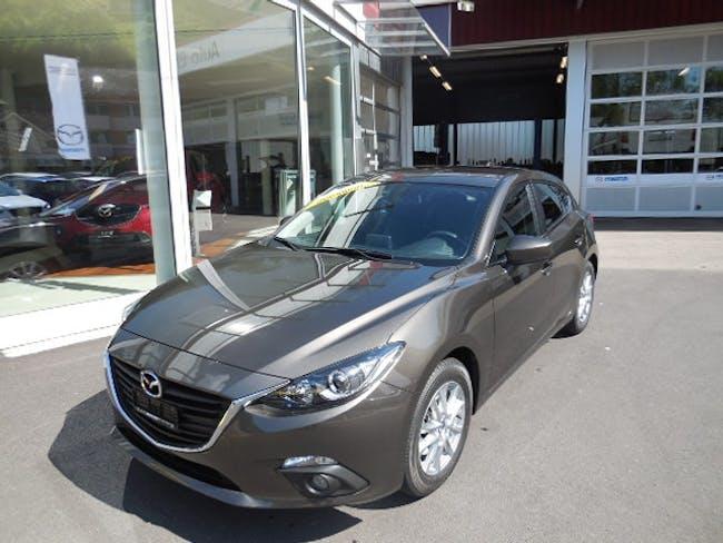Mazda 3 2.2 16V CD Ambition 75'289 km CHF10'600 - acheter sur carforyou.ch - 1