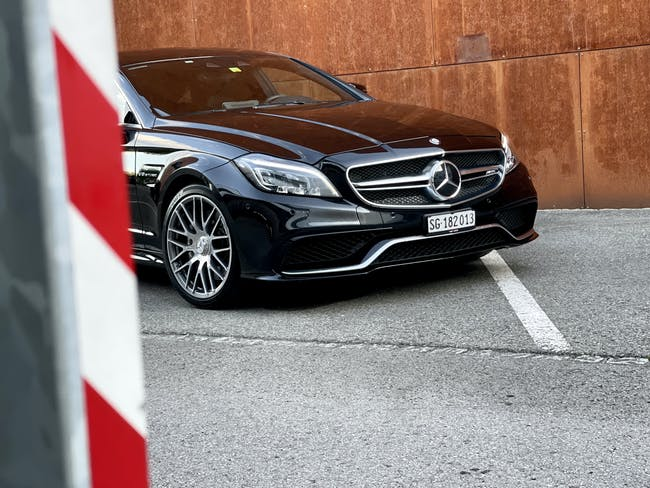 Mercedes-Benz CLS 63 AMG 4matic Shooting Brake 128'130 km CHF49'950 - buy on carforyou.ch - 1