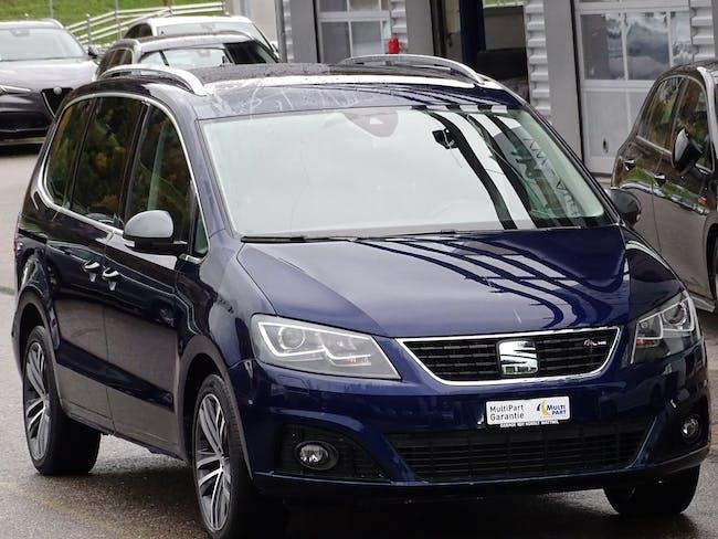 SEAT Alhambra 2.0 TDI Hola FR 4Drive*7-Plätzer*AHK.2400Kg.* 5'000 km CHF46'900 - buy on carforyou.ch - 1
